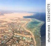 sharm el sheikh  egypt   july...   Shutterstock . vector #1282143775