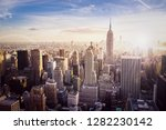 new york skyline   usa | Shutterstock . vector #1282230142