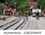 lamphun  thailand   december 31 ... | Shutterstock . vector #1282330645