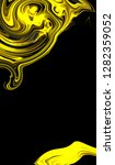 graphic illustration oil...   Shutterstock . vector #1282359052