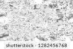 halftone dots in grunge broken... | Shutterstock .eps vector #1282456768