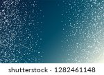 realistic snowflakes background.... | Shutterstock .eps vector #1282461148