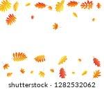 oak  maple  wild ash rowan... | Shutterstock .eps vector #1282532062
