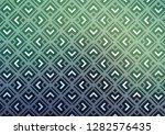 light blue  green vector... | Shutterstock .eps vector #1282576435