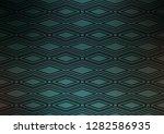 dark blue  green vector... | Shutterstock .eps vector #1282586935