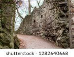 Pathway Leading To Ruins Long...