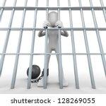 3d Prisoner Jailed In Cell