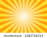 abstract comic cartoon sunlight ... | Shutterstock .eps vector #1282736515