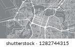 urban vector city map of... | Shutterstock .eps vector #1282744315
