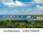 Cliffs In Grande Terre ...