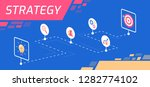 this color illustration shows...   Shutterstock .eps vector #1282774102