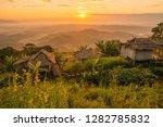 The Local Hut On Doi Sango  Or...