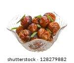 dried tomato   Shutterstock . vector #128279882