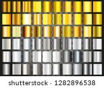 silver and gold gradient...   Shutterstock .eps vector #1282896538