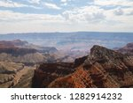 breathtaking view over the... | Shutterstock . vector #1282914232
