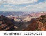 breathtaking view over the... | Shutterstock . vector #1282914238
