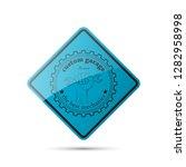 vintage car symbols. car... | Shutterstock .eps vector #1282958998