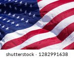 flag of united states of... | Shutterstock . vector #1282991638