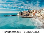 View Of Bogliasco. Bogliasco I...