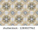 seamless oriental classic...   Shutterstock . vector #1283027962