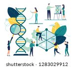 vector illustration of... | Shutterstock .eps vector #1283029912