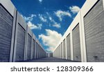 unit storage | Shutterstock . vector #128309366