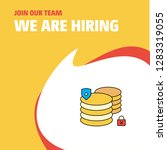 join our team. busienss company ...   Shutterstock .eps vector #1283319055