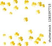 saint patricks day background... | Shutterstock .eps vector #1283397715