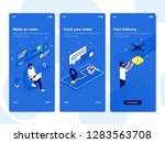 modern user interface ux  ui... | Shutterstock .eps vector #1283563708