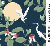 seamless pattern  background... | Shutterstock .eps vector #1283603632