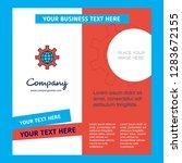 internet setting  company... | Shutterstock .eps vector #1283672155