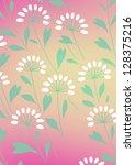 graphic pattern | Shutterstock . vector #128375216