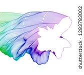vector illustration of a... | Shutterstock .eps vector #1283783002