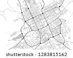 area map of riyadh  saudi... | Shutterstock .eps vector #1283815162