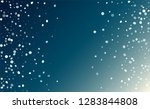 christmas snow flakes... | Shutterstock .eps vector #1283844808