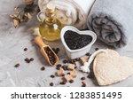 natural ingredients for...   Shutterstock . vector #1283851495