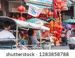 bangkok  thailand  december  29 ...   Shutterstock . vector #1283858788