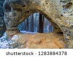 ralsko  czech republic  ...   Shutterstock . vector #1283884378