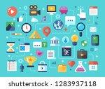 content  web development ...   Shutterstock .eps vector #1283937118