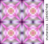 colorful geometric pattern....   Shutterstock .eps vector #1284007408