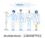 online help consultation web...   Shutterstock .eps vector #1284087922
