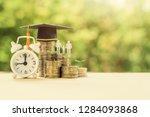 equitable   global education... | Shutterstock . vector #1284093868