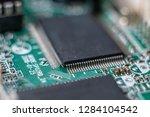 minsk  belarus  2018. computer... | Shutterstock . vector #1284104542