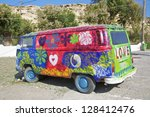 Matala   November 11. Hippie...