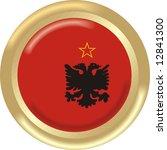 art illustration  round medal... | Shutterstock .eps vector #12841300