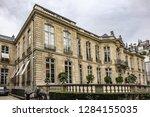 paris  france   september 16 ... | Shutterstock . vector #1284155035