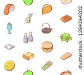 various images set. background...   Shutterstock .eps vector #1284264202