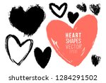 vector collections of hand... | Shutterstock .eps vector #1284291502