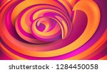 abstract geometric background.... | Shutterstock .eps vector #1284450058