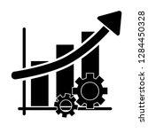 icon simple illustration ... | Shutterstock .eps vector #1284450328